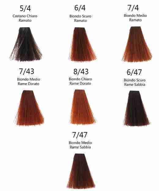 Tinta Color Touch Biondo Scuro Ramato 6 4 60 Ml Hair Beauty Shop