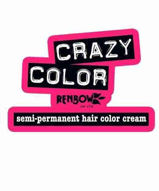 Crazy Color Cyclamen n°41 100 ml - Hair Beauty Shop