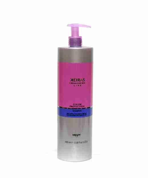 Dikson Keiras Shampoo Per Capelli Colorati E Trattati 1000 ml - Hair ... 081f30973d86