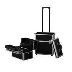 Trolley-Professional-Melcap-Nero-Piccolo-